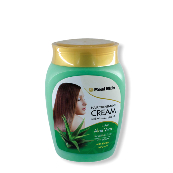 Real Skin Hair Treatment Cream