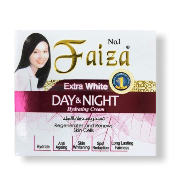 Faiza extra white ( Day & Night )